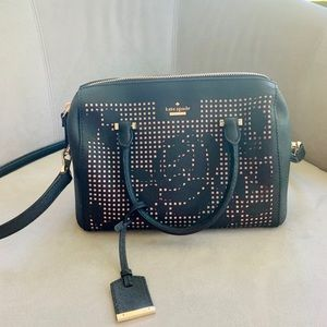 Kate Spade leather bag with removable strap